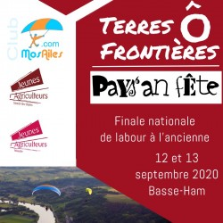 Paramotor outing in Basse-Ham