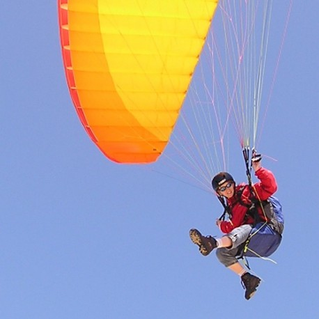 Practice Paramotor license Package 2 days for paraglider (club)