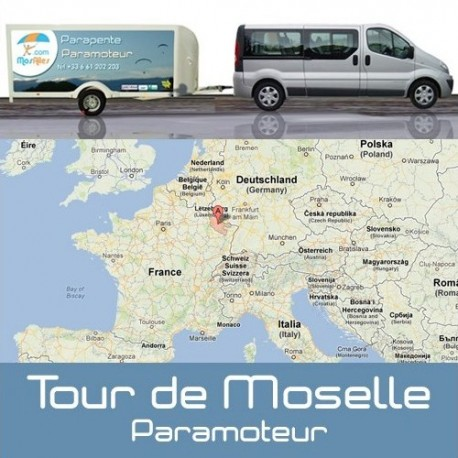 MosAiles Aventure Paramoteur 2014