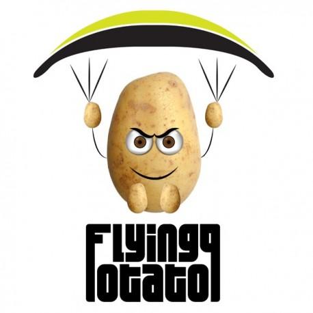 T-Shirt flying_potato